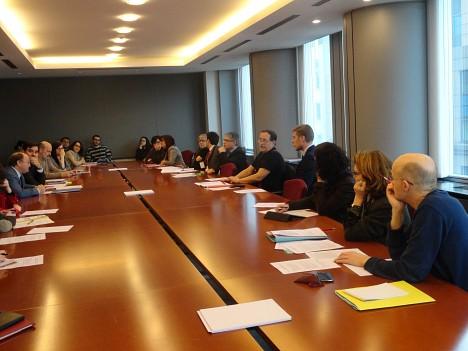 CEPES valora positivamente la presencia española en los presidentes del intergrupo