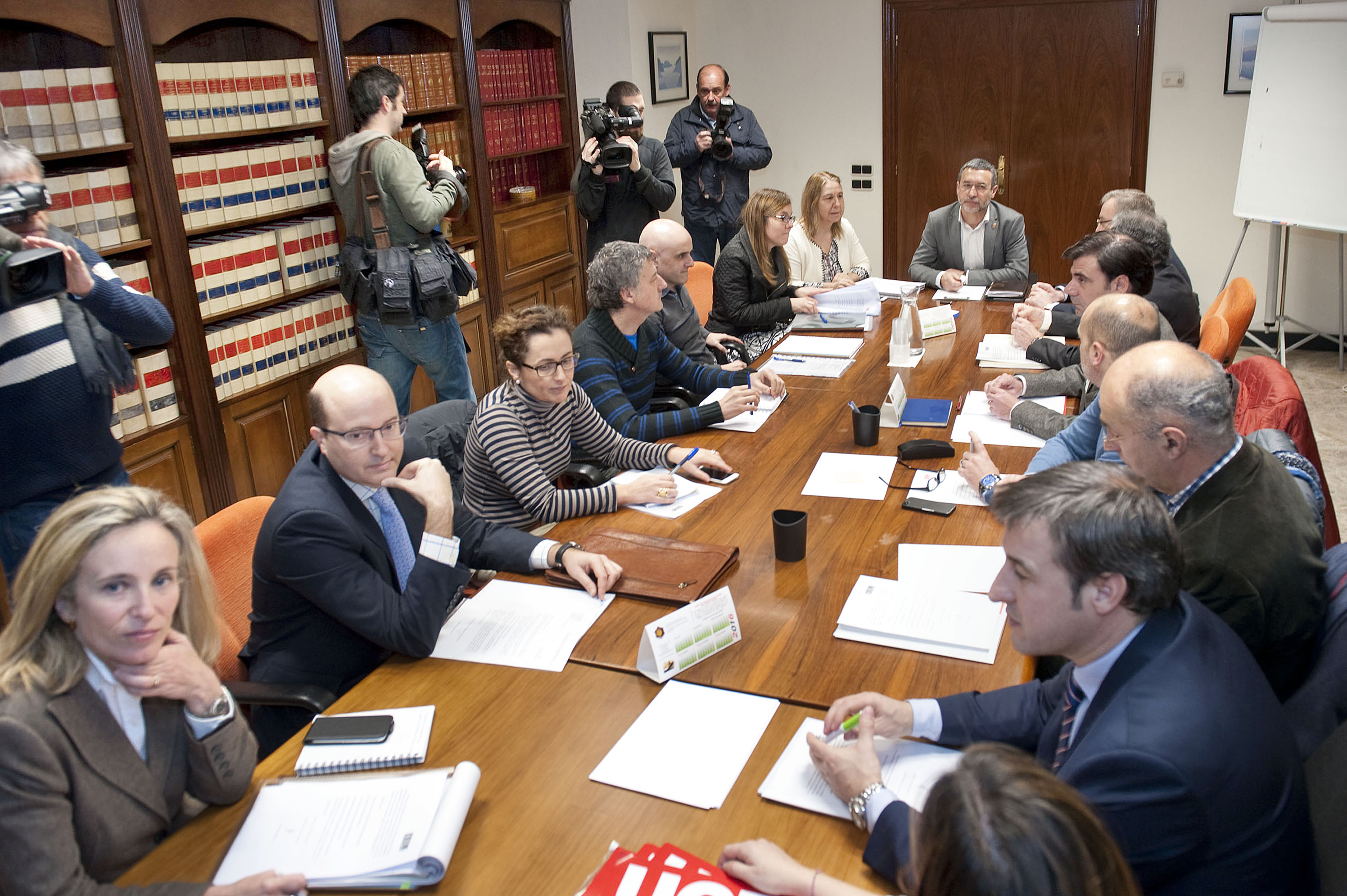 La Economía Social se incorpora al Servicio Navarro de Empleo por vez primera representada por CEPES Navarra