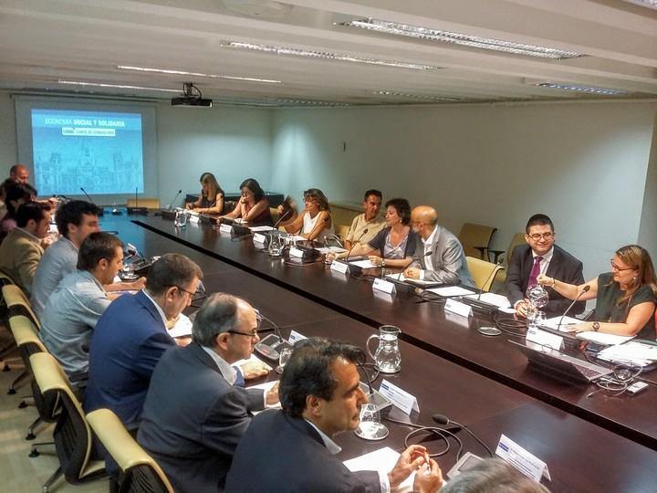 Constituido el Consejo de la Economía Social y Solidaria de la ciudad de Madrid