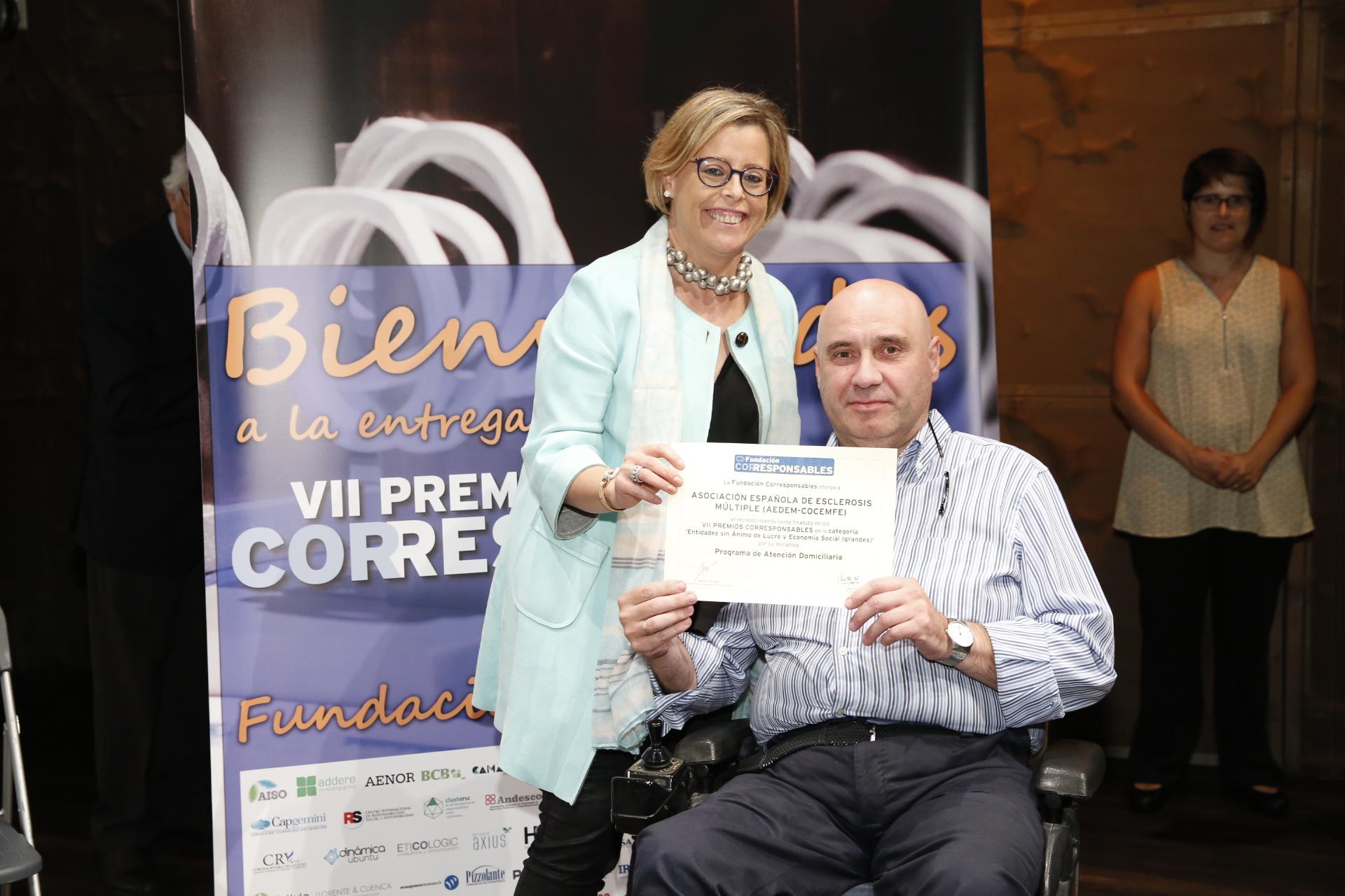 Los VII Premios Corresponsables reconocen 20 iniciativas iberoamericanas de RSE y comunicación responsable