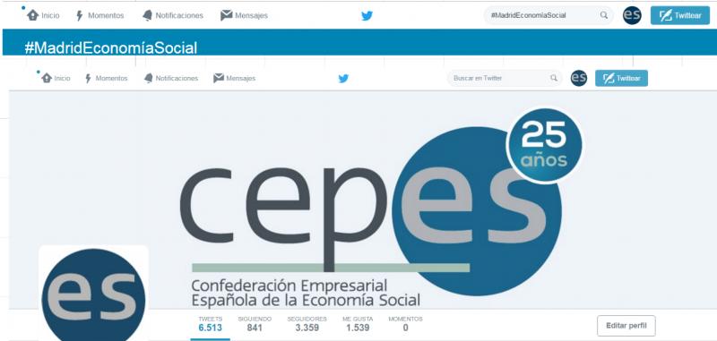 La Economía Social, trending topic en España por primera vez