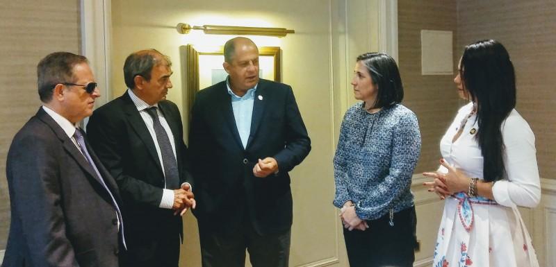 CEPES potencia sus relaciones con el gobierno de Costa Rica