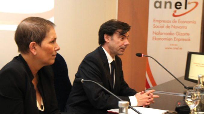 Ignacio Ugalde, reelegido presidente de ANEL, asociación de Economía Social de Navarra