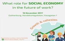 La ciudad de Gotemburgo acoge en noviembre una nueva Conferencia europea de Economía Social