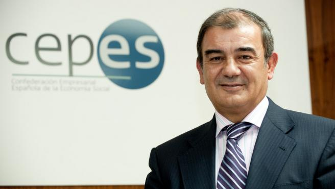 Entrevista en 20minutos a entrevista a Juan Antonio Pedreño, presidente de la Confederación Empresarial Española de Economía Social (CEPES).