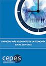 EMPRESAS MÁS RELEVANTES DE LA ECONOMIA SOCIAL 2014-2015
